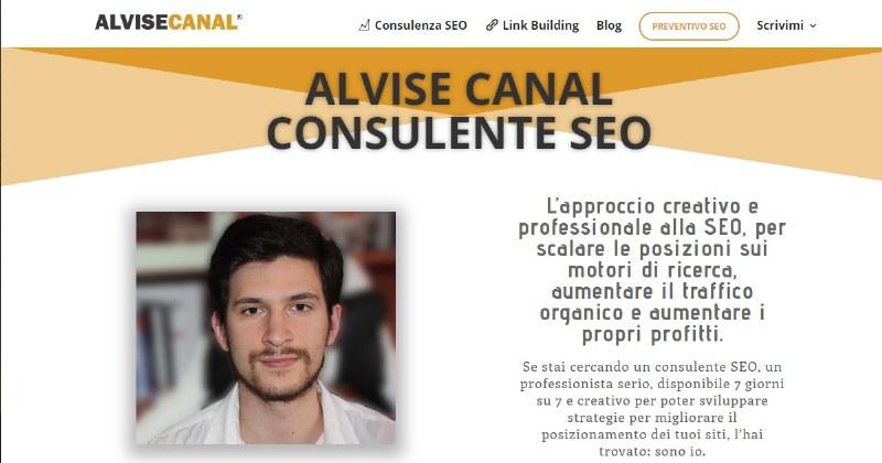 Alvise Canal: Consulente SEO a Venezia e Padova