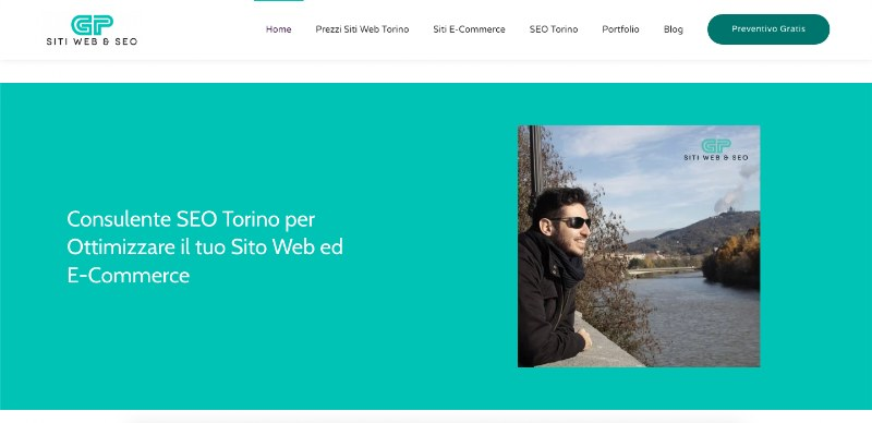 Gabriele Pantaleo, consulente SEO e web marketing a Torino e Settimo Torinese