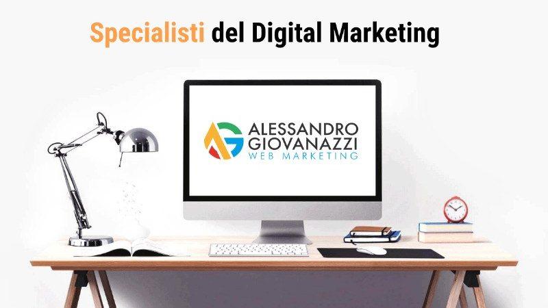 Alessandro Giovanazzi, consulente Web Marketing a Trento